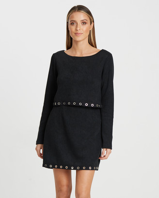 Calli Carlie Double Layer Dress