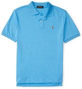 Ralph Lauren Pima Jersey Polo Shirt, Size 5-7