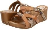 Naturalizer Pakuna (Caravan Sand Leather/Snake) - Footwear