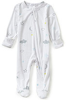 Angel Dear Newborn-6 Months Starry Night Footed Coverall