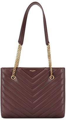 Saint Laurent Quilted Shoulder Bag