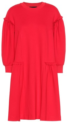 Simone Rocha Ruffled jersey dress