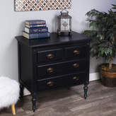 Butler Specialty Company Masterpiece Drawer Chest, Black