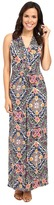 Tommy Bahama Mosaic Relief Maxi Dress