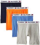 Tommy Hilfiger Men's 4-Pack Assorted Boxer Brief