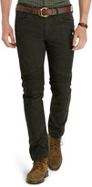 Ralph Lauren Slim-fit Moto Pant