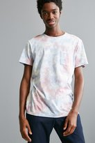 Urban Outfitters Standard Fit Cloudy Tie-Dye Tee