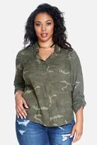 Fashion to Figure Knox Camo Shirt