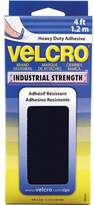 Velcro Industrial Strength Tape - 4' - Black