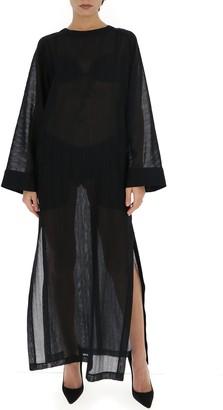 Saint Laurent Oversized Dress