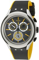 Swatch Men's YYS4008 Analog Display Quartz Multi-Color Watch