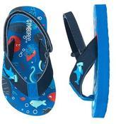 Gymboree Shark Swim Sandals