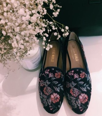 Calita Shoes - Flower Loafers - 37