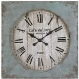 Uttermost Paron Wall Clock