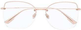 Christian Dior Oversized Glasses