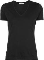 ADAM by Adam Lippes V Neck Fitted Tee