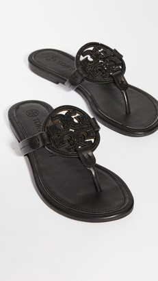 Tory Burch Metal Miller Embellished Sandals