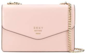 DKNY envelope cross body bag