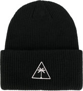 Palm Angels Palm Icon Over Beanie