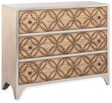 Stein World Supta Accent Chest in Champagne