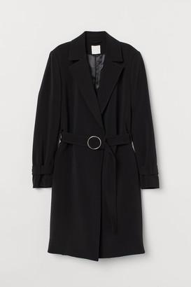 H&M Belted coat