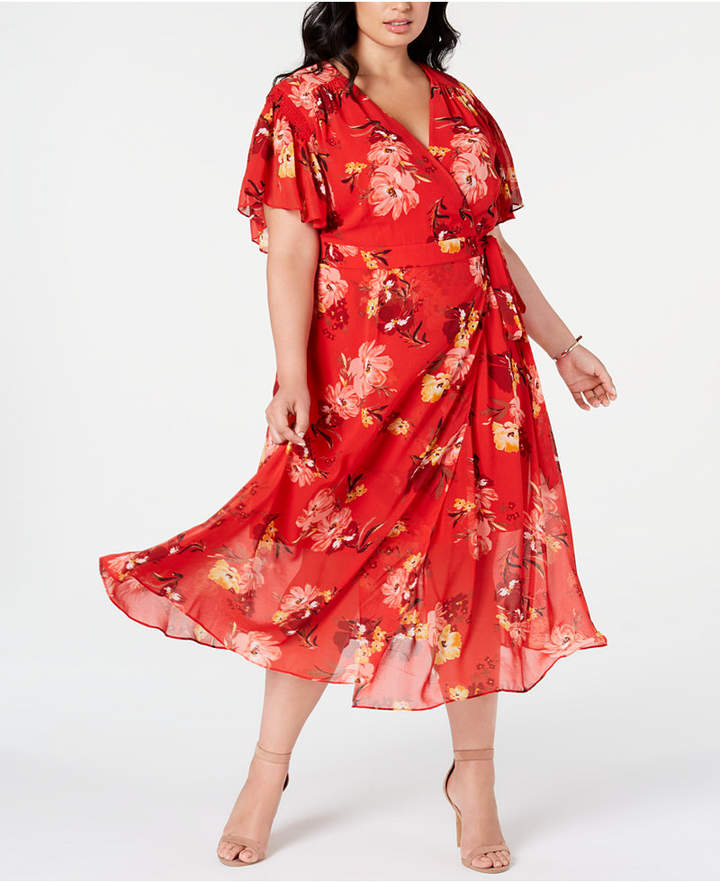 Vince Camuto Red Plus Size Dresses - ShopStyle