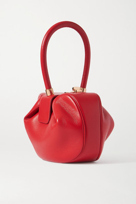 Gabriela Hearst Nina Leather Tote - Red