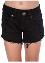 O'Neill Compass Cutoff Shorts (Toddler Girls & Little Girls)