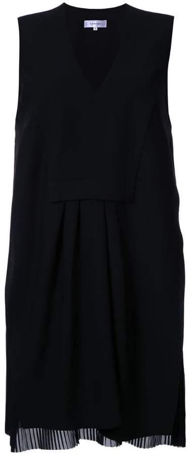 Carven v-neck dress