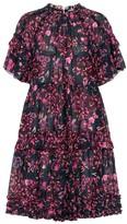 Ulla Johnson Fawn floral cotton-blend dress