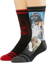Star Wars STARWARS 2-pk. Sublimated Crew Socks