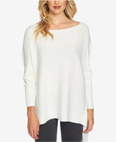 1 STATE 1.STATE Ribbed Knot-Back Sweater