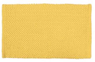 Design Imports Popcorn Bathroom Rug, Small, 100% Cotton, Multiple Colors/Sizes