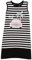 Kate Spade Striped Road Trip Sleeveless Dress, Size 7-14
