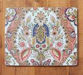 Pottery Barn Florentine Paisley Corkmat, Set of 4