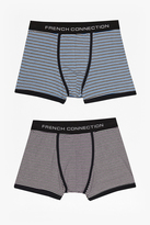 Mudstone Mini Mix 2 Pack Boxers