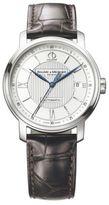 Baume & Mercier Classima 8791 Stainless Steel & Alligator Strap Watch