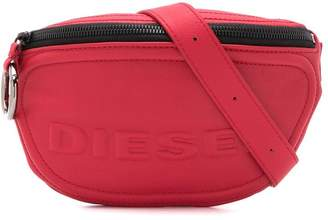Diesel Belt bag in leather