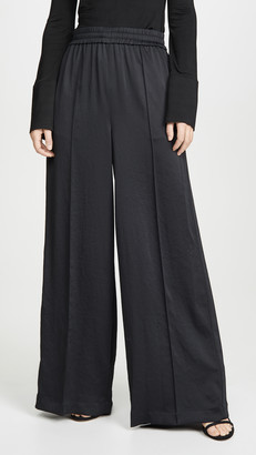 Alexander Wang Wash & Go Wide Leg Pants