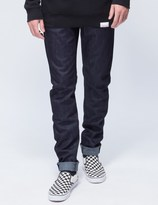 Diamond Supply Co. Raw Sk8 Life Stretch Denim Jeans