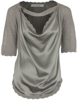 Yigal Azrouel Cashmere And Silk Top