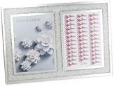 Oleg Cassini Crystal Diamond 2-Opening Picture Frame