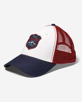 Eddie Bauer Graphic Hat - Americana Shield