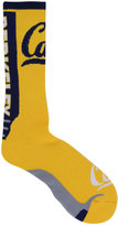 For Bare Feet California Golden Bears Jump Key II Socks