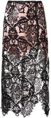 macgraw Parody skirt