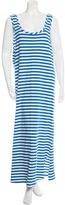 Creatures of Comfort Striped Maxi Dress w/ Tags
