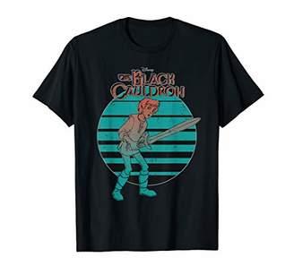 Disney The Cauldron Retro Movie Logo T-Shirt