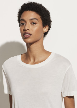 Vince Short Sleeve Relaxed Crew