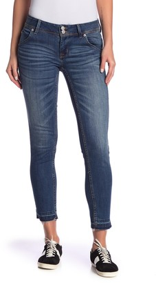 Hudson Jeans Collin Flap Skinny Ankle Jeans