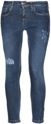 Annarita N. TWENTY 4H Denim pants - Item 42732115EG